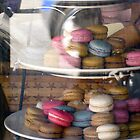 27/5 macaroon drive-by by Evelyn Bach