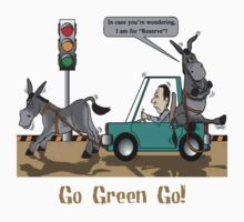 Go Green Go!  by best-designs