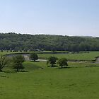 Panoramic Shropshire by Yampimon