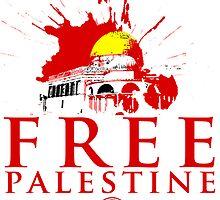 Free Palestine by TawheedIsUnity