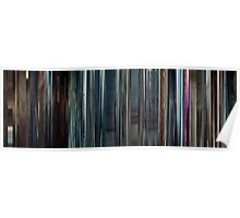 Moviebarcode: Sequence from Hugo (2011) Poster
