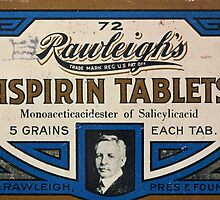 Aspirin 5 Grains by marybedy