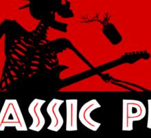 Jurassic Punk Sticker