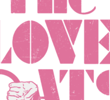 Love Boatse Sticker