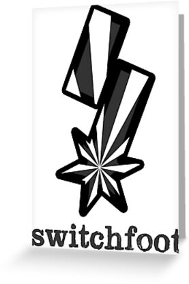 "Switchfoot ""S"" Logo (Stylized White) by Maxdoggy"