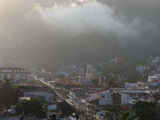Pure Air And Bright Light Of A Morning - Aire Limpio Y Luz Briallante De Una Manaña by Bernhard Matejka