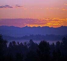 Lowell Sunrise by Kat Miller