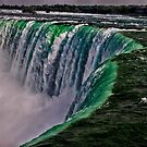 Horseshoe Falls by Bekah Reist