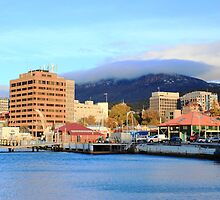 Hobart Waterfront by Jacqui7