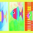 Psychedelic Fish 2 by Mystikka
