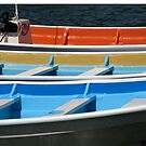 Magdalena Whale Boats by phil decocco