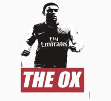 """The Ox"", Alex Oxlade-Chamberlain by smoothfreeze"
