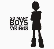 """""""So Many Boys"""" [Black] by mutantrentboy"""