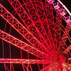 Wheel of Brisbane by zoeamelea