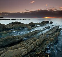 """Shale Shelves"" ? Rocky Cape N.P, Tasmania - Australia by Jason Asher"