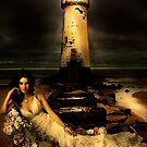 Light House Bride by Andrew (ark photograhy art)