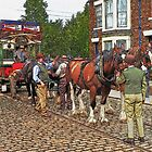 Horse drawn tram by MrMild