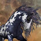 Storm .. Wild Stallion by LoneAngel