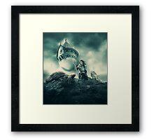 The Night's Watch Framed Print