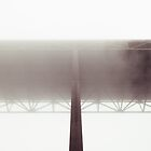 Bridge in Fog by cyasick