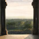 View From A Castle by reindeer