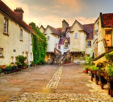 White Horse Close by Don Alexander Lumsden (Echo7)
