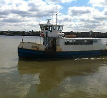 Tilbury to Gravesend Ferry,  River Thames by AndyEssex41