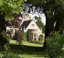 Tyntesfield House, North Somerset, UK by redown