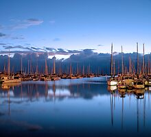 Manly Boats  by Ian  Clark