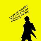 The Meat Dimension by bigwhiteyeti