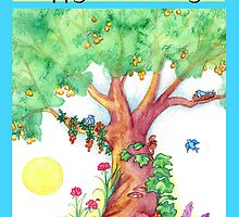 HAPPY ARBOR DAY by Lynn Wright