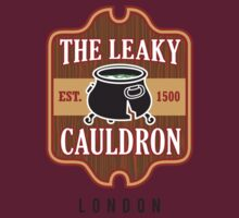 The Leaky Cauldron by TheBensanity
