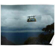 Blue Mountains Skyway Poster