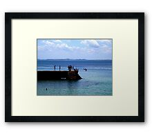 The Spirit of Brazil Framed Print