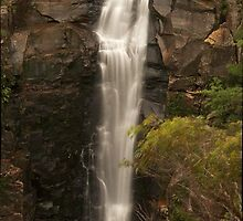 Carrington falls panorama by donnnnnny