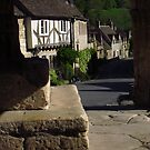 The Street, Castle Combe by wiggyofipswich