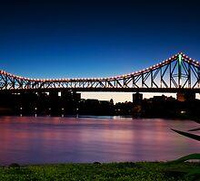 Story Bridge by Ian  Clark