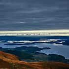 Slowly going up Ben Lomond by Matthew Trist