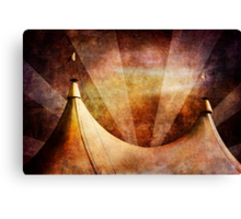 Showtime Canvas Print