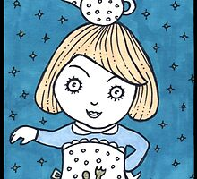 I'm A Little Teapot by Anita Inverarity
