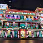 Vivid Sydney 2012 - Custom House by Andi Surjanto