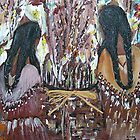 Navajo sisters by indi56