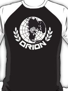 Top Secret/S.I. RPG - Orion Logo T-Shirt