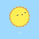 The Sun by Sarah Crosby