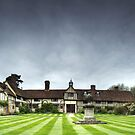 Stables and Coaching House, Ightham Mote, Kent, England by Bob Culshaw