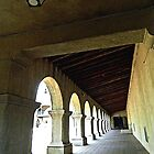 Spanish Arches by debidabble