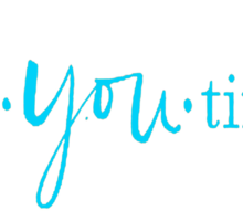 Be-You-tiful (teal blue) Sticker
