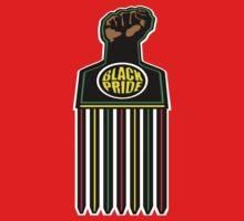 AFRO PICK: BLACK PRIDE | BLACK FIST Kids Clothes