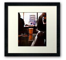 The Beer Framed Print