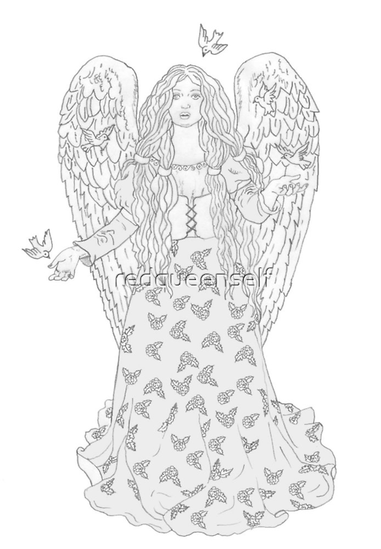 Wing and a Prayer by redqueenself